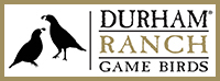 durham game bird logo