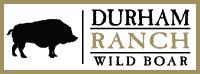 Durham wild boar logo